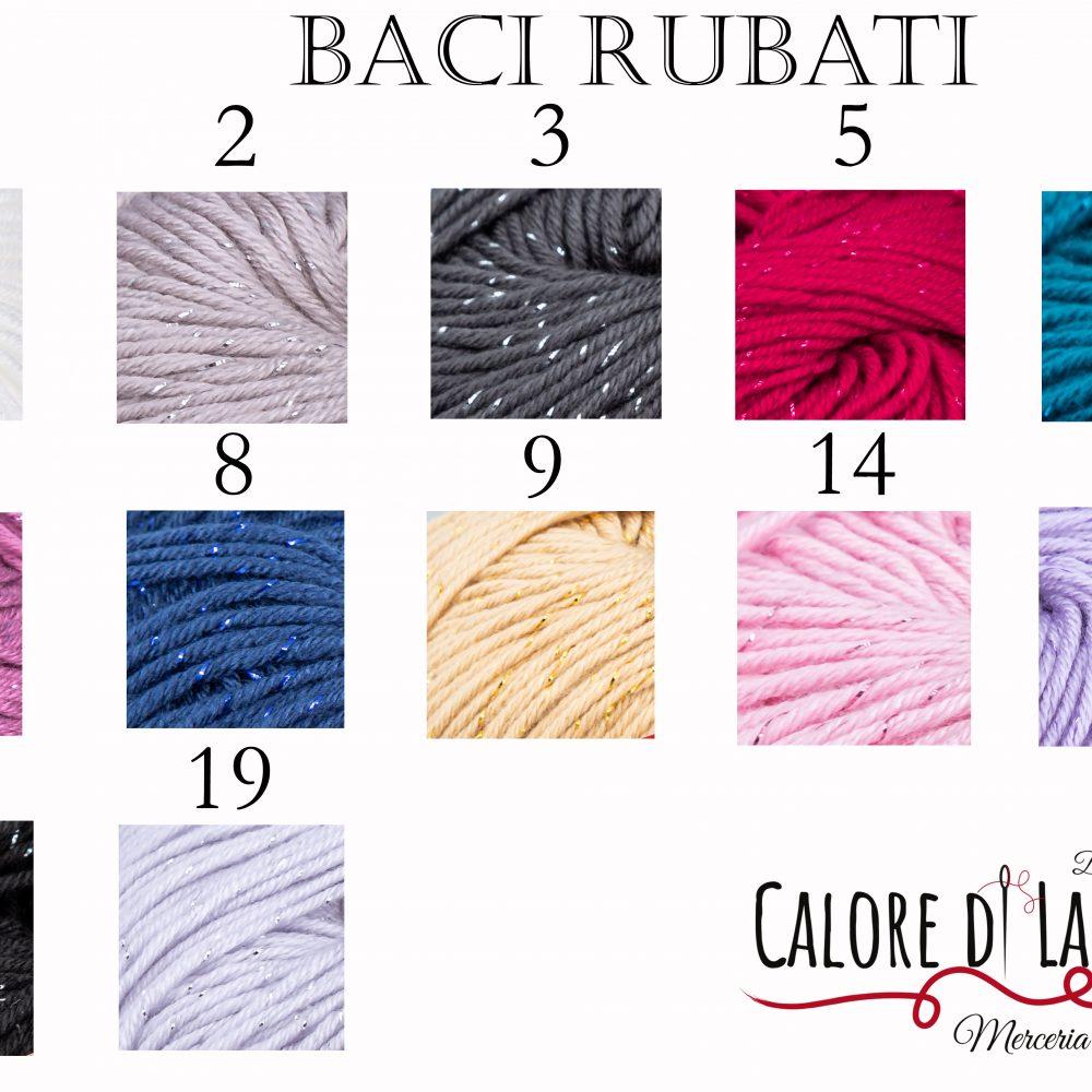 Baci Rubati Miss Tricot Filati - Calore di Lana www.caloredilana.com