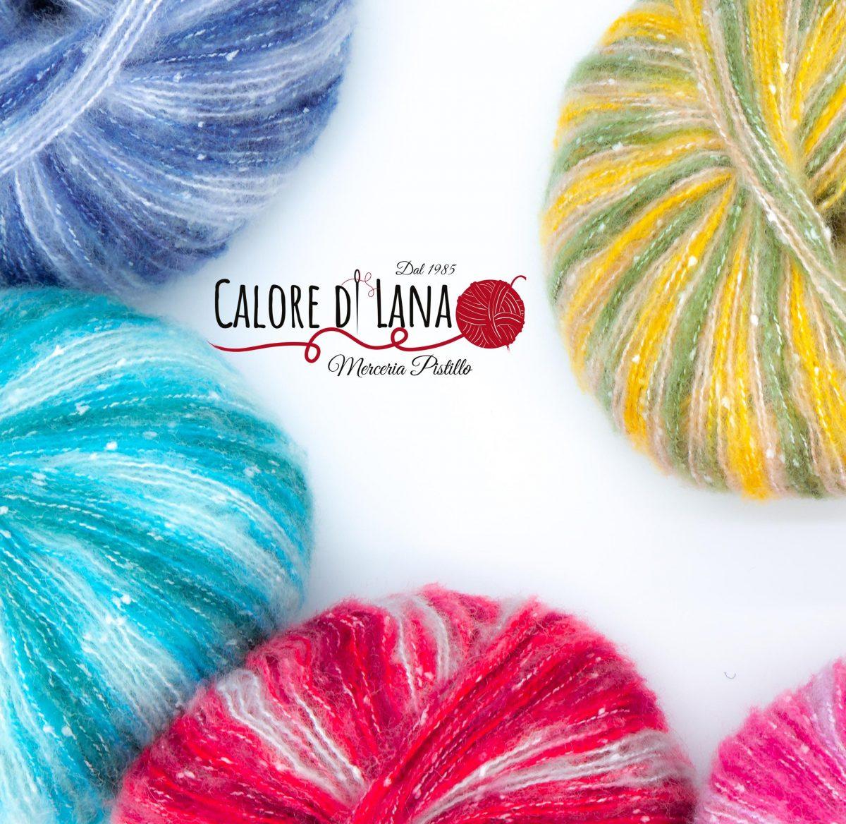 Acchiappasogni Color Miss Tricot Filati - Calore di Lana www.caloredilana.com