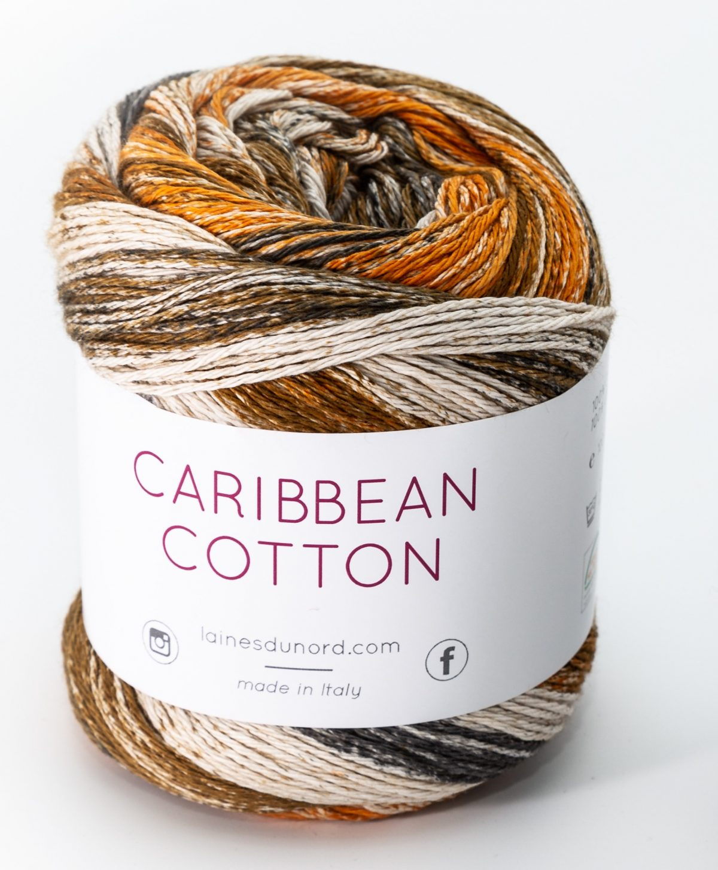 Caribbean Cotton Laines du Nord - Calore di Lana www.caloredilana.com
