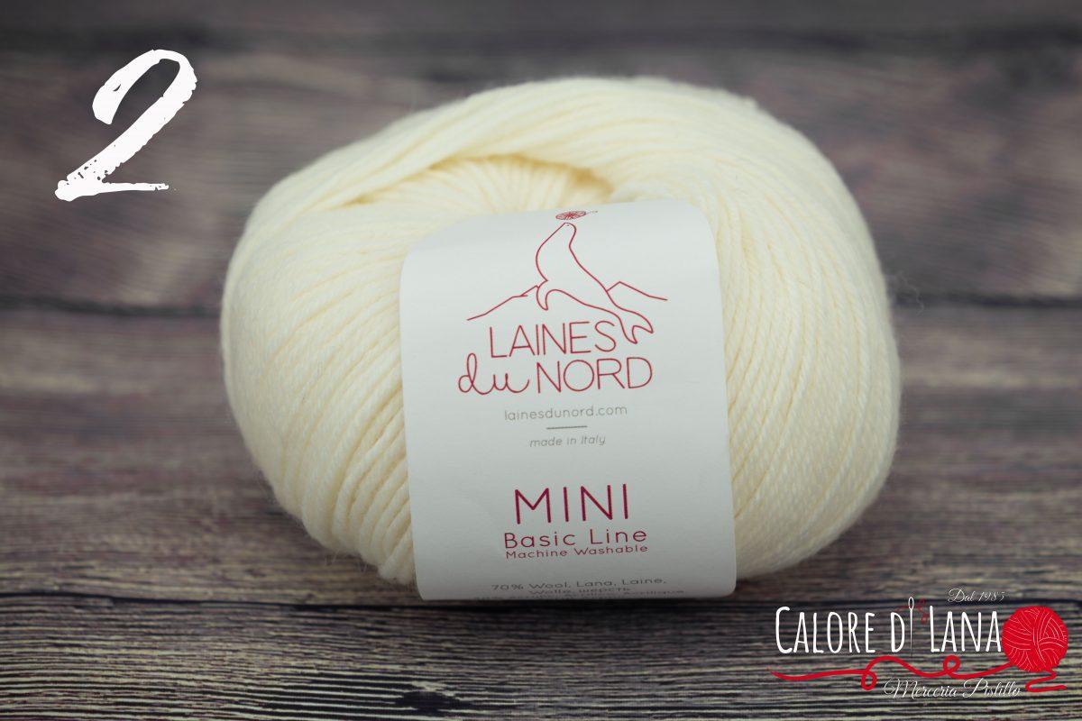 Mini Laines du Nord - Calore di Lana www.caloredilana.com