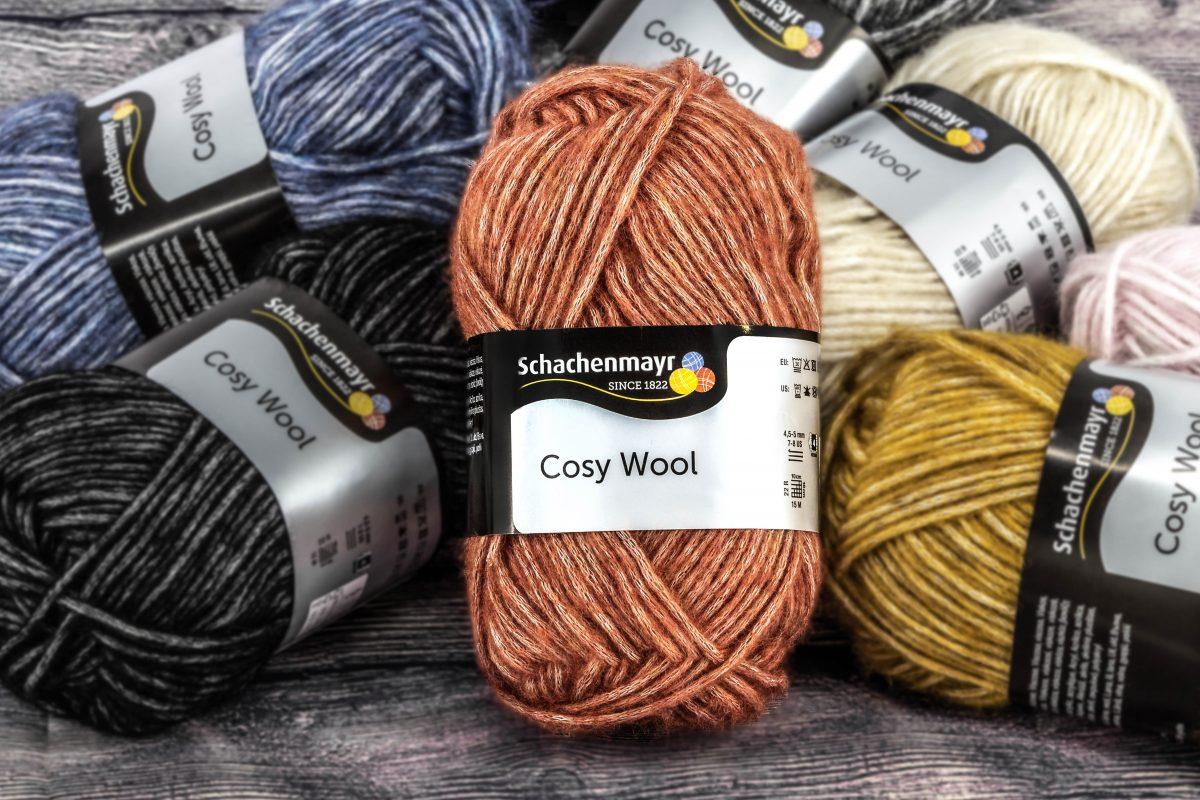 Cosy Wool Schachenmayr - Calore di Lana www.caloredilana.com